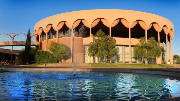 The Grady Gammage Memorial Auditorium