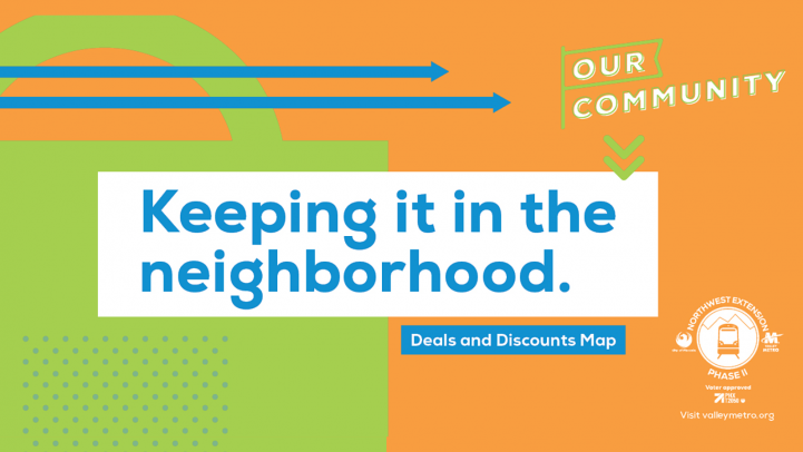 keeping it in the neighborhood - our community deals and discounts map