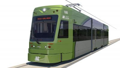 Streetcar rendering updated March 2020