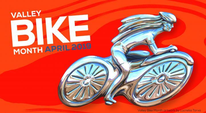 Valley Bike Month April 2019