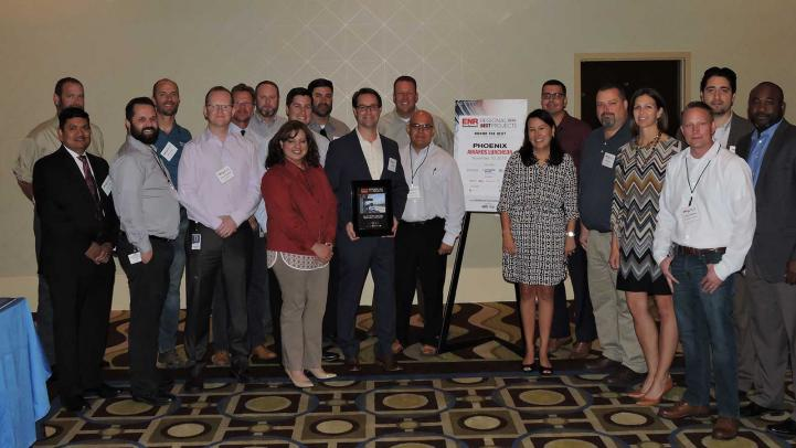 Northwest Extension receives best project of the year award