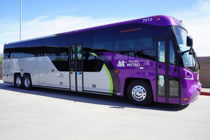 New Express bus