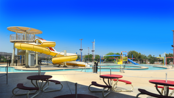 The Foothills Aquatics Center