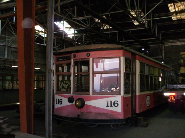 Phoenix's early trolley car system