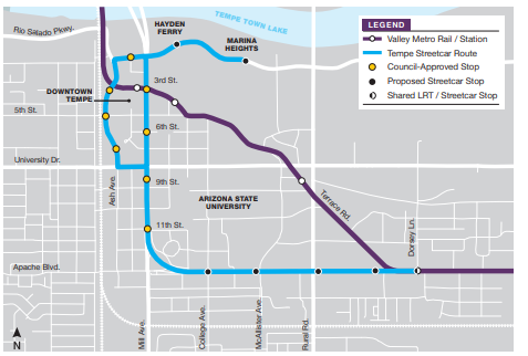 Valley Metro keeps moving with transit construction projects