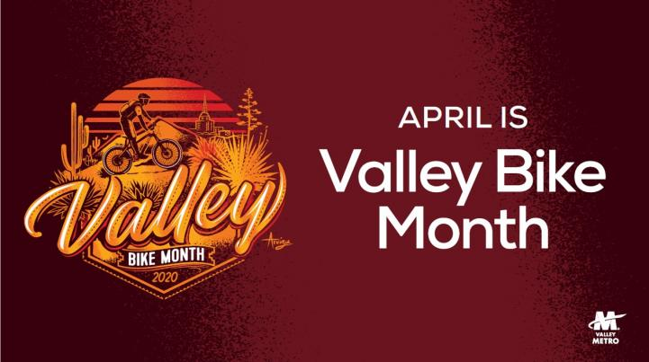 April is Valley Bike Month