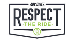 Respect the Ride logo