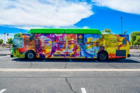Design a Transit Wrap bus