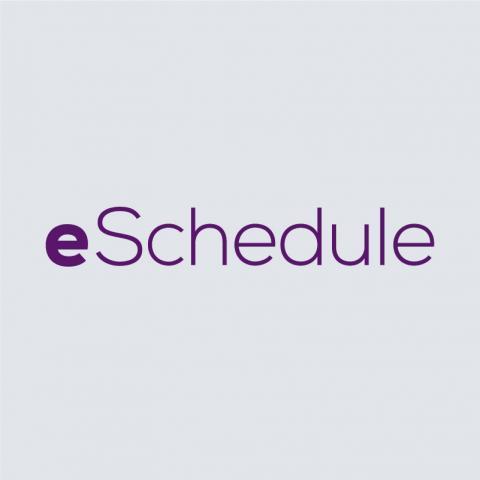 e-Schedule