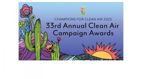 33rd Annual Clean Air Campaign awards