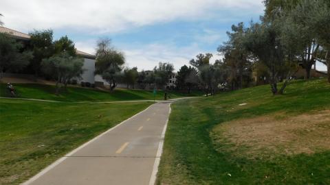 Maricopa Trail in Scottsdale