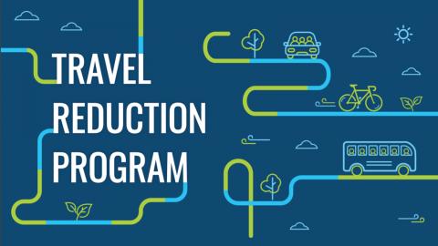 Travel Reduction Program map image