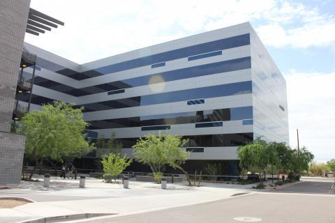 valley metro mobility center building