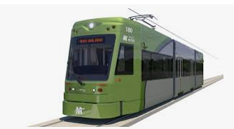 Valley Metro's Tempe street car is rolling to cmpletion