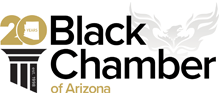 Black Chamber of Arizona logo