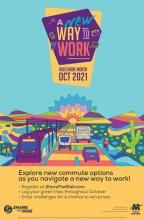 Rideshare Month Poster thumbnail