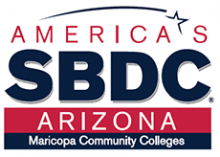 America's SBDC Arizona Maricopa Community Colleges logo