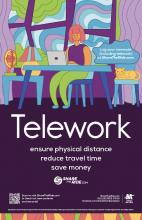 Telework brochure thumbnail