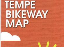 Tempe bike map thumbnail