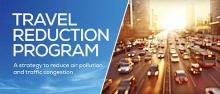 Travel Reduction Program: A strategy to reduce air pollution and traffic congestion