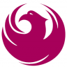 City of Phoenix bird icon